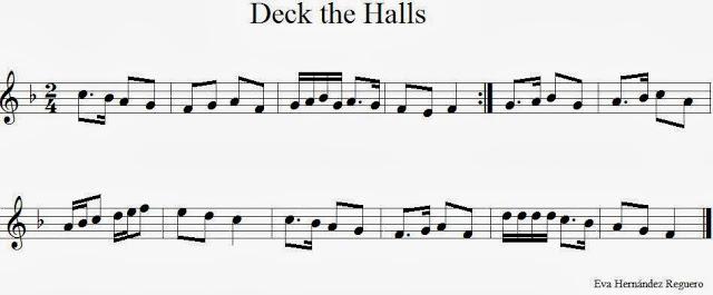 Villancico: Deck theHalls