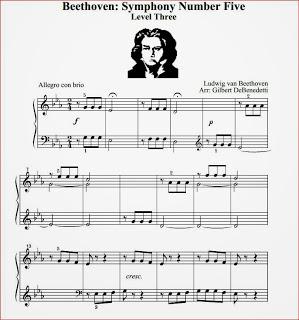 5ª Beethoven fácil