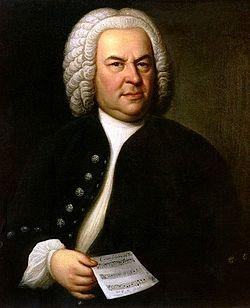 Juan Sebastian Bach.Aniversario.