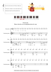 0SwanLakeficha melodíaeste si - Partitura completa