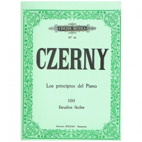 Estudio 2 Czerny. Iniciación. Notas dobles. Notaspicadas.