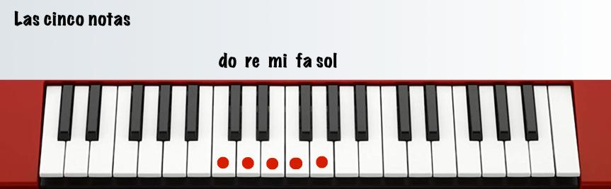 Mi repertorio musical